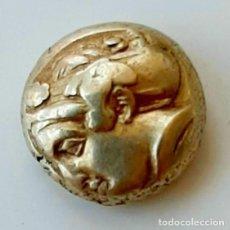 "Monedas Grecia Antigua: 1/6 ESTÁTERA-STATER (HEKTE) ELECTRO PHOKAIA CIRCA 478-387 A.C. NINFA CON ""SPHENDONE"". Lote 214815583"