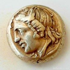 Monedas Grecia Antigua: 1/6 ESTÁTERA-STATER (HEKTE) ELECTRO PHOKAIA CIRCA 478-387 A.C. IO. Lote 214944990