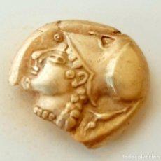 Monedas Grecia Antigua: 1/6 ESTÁTERA-STATER (HEKTE) ELECTRO PHOKAIA CIRCA 521-478 A.C. ATENEA ARCAICA. Lote 214946508