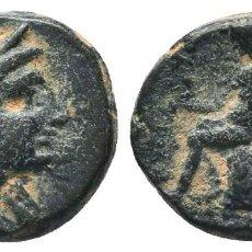 Monedas Grecia Antigua: REINO SELEUCIDA. IV-I AC. AE. 3.40 GR 15 MM MBC+. Lote 215685066