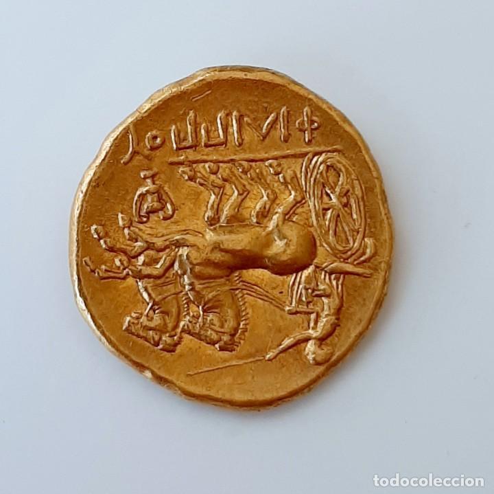 Monedas Grecia Antigua: Estátera-Stater Oro Filipo II circa 340-328 a.c. Pella - Foto 10 - 214769715