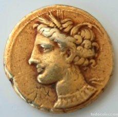 Monedas Grecia Antigua: ESTÁTERA-STATER ELECTRO CARTAGINENSE CIRCA 310-290 A.C. ZEUGITANA. Lote 214727447