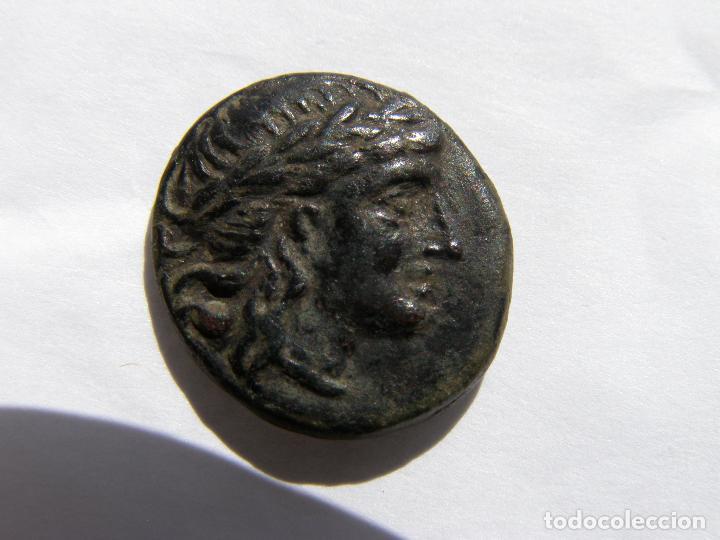 SELEUCIA. ANTIOCOS II. 261-246 AC. TRIPODE (Numismática - Periodo Antiguo - Grecia Antigua)