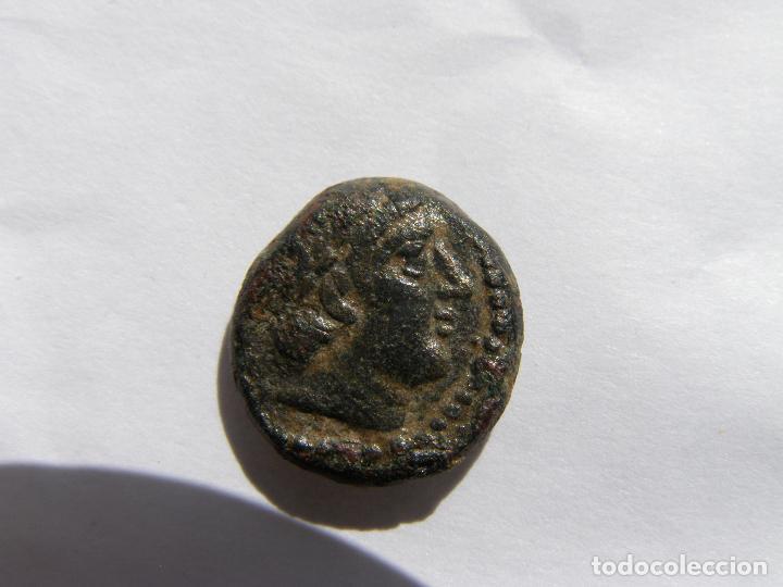 SELEUCIA. ANTIOCOS III EL GRANDE. 223-187 AC. APOLO (Numismática - Periodo Antiguo - Grecia Antigua)