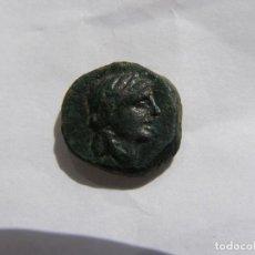 Monedas Grecia Antigua: SELEUCIA. ANTIOCOS III EL GRANDE. 223-187 AC. EXTRAORDINARIO BRONCE. ELEFANTE. Lote 218628988