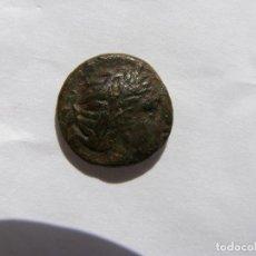 Monedas Grecia Antigua: TROADE-TROAS. CIUDAD DE ABYDOS. BRONCE. SIGLO IV AC. APOLO Y AGUILA. Lote 218691752