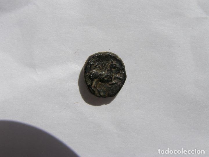 Monedas Grecia Antigua: TROADE-TROAS. GARGARA. MUY RARO Y COTIZADO BRONCE. OCTAVO DE UNIDAD. SIGLO IV AC.APOLO Y CABALLO - Foto 4 - 218694617