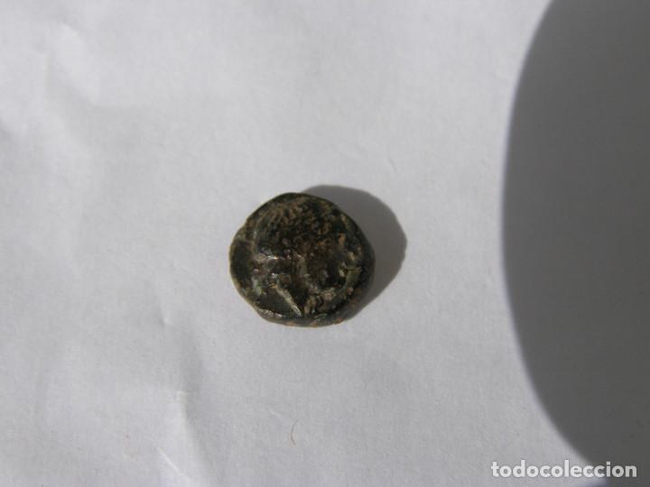 Monedas Grecia Antigua: TROADE-TROAS. GARGARA. MUY RARO Y COTIZADO BRONCE. OCTAVO DE UNIDAD. SIGLO IV AC.APOLO Y CABALLO - Foto 3 - 218694617