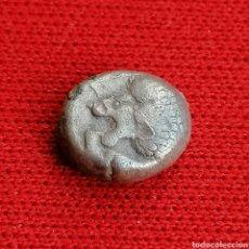 Monedas Grecia Antigua: DIOBOL. [ 525-500 A.C ] ANTIGUA GRECIA. [ IONIA. MILETOS ]. Lote 218859946