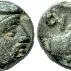 Monedas Grecia Antigua: IMPERIO AQUEMÉNIDA. SPITHRIDATES, SÁTRAPA DE LIDIA Y JONIA (334 AC). AE. SÁTRAPA / CABALLO EBC. Lote 222031383