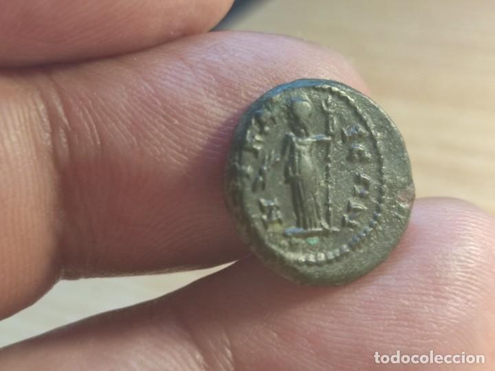 Monedas Grecia Antigua: ASSARION Bronce Provincial de GETA - Foto 4 - 222577370