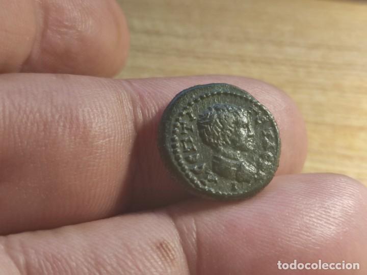 Monedas Grecia Antigua: ASSARION Bronce Provincial de GETA - Foto 8 - 222577370