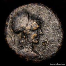 Monedas Grecia Antigua: GRECIA ANTIGUA - FRIGIA. APAMEIA. 80-40 AC. Æ 24. ATENA / GORROS. Lote 222586897