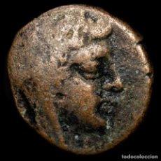 Monedas Grecia Antigua: GRECIA ANTIGUA BOEOTIA. THESPIAI. 210 AC. ARSINOE / LIRA ?E??IE?N.. Lote 222804562