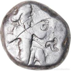 Monedas Grecia Antigua: MONEDA, PERSIA, ACHAEMENID EMPIRE, SIGLOS, SARDES, BC+, PLATA. Lote 222850915