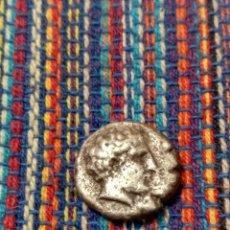 Monedas Grecia Antigua: DRACMA GARGARA TROAS (450-400 A.C) CON FICHA DE SUBASTA. Lote 225520700