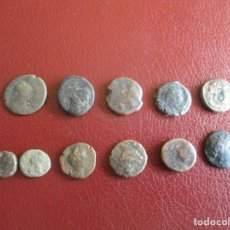 Monedas Grecia Antigua: GRECIA , LOTE DE MONEDAS. Lote 228157845