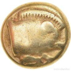 Monedas Grecia Antigua: MONEDA, LESBOS, MYTILENE, HEKTE, 455-427 BC, BC+, ELECTRO, SNG-VONAULOCK:1694. Lote 228308720