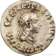 Monedas Grecia Antigua: MONEDA, BACTRIA, MENANDER, DRACHM, 160-155 BC, MBC, PLATA, SNG ANS:777. Lote 228320055