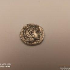 Monedas Grecia Antigua: TETRADRACMA DE ALEJANDRO MAGNO. Lote 228369425