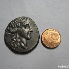 Monedas Grecia Antigua: THRAKIEN, MARONEIA, TETRADRACHME UM 100-80 V.CHR SILVER16,0 GR. Lote 243979290