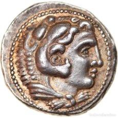 Monedas Grecia Antigua: MONEDA, KINGDOM OF MACEDONIA, ALEXANDER III, TETRADRACHM, 336-323 BC, MBC+. Lote 244011065