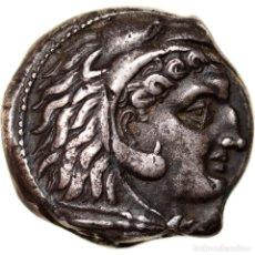 Monedas Grecia Antigua: MONEDA, SICILY, SICULO-PUNIC, TETRADRACHM, 300-289 BC, ENTELLA, MBC+, PLATA. Lote 244011660