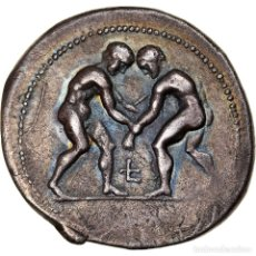 Monedas Grecia Antigua: MONEDA, PAMPHYLIA, ASPENDOS, STATER, 330-250 BC, ASPENDOS, EBC, PLATA. Lote 244011675
