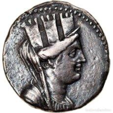 Monedas Grecia Antigua: MONEDA, PHOENICIA, ARADOS, TETRADRACHM, 64/3 BC, MBC+, PLATA, HGC:10-72. Lote 244011700