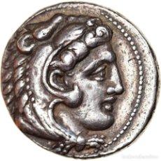 Monedas Grecia Antigua: MONEDA, KINGDOM OF MACEDONIA, ALEXANDER III, TETRADRACHM, 327-323 BC, TARSOS. Lote 244017155