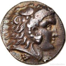 Monedas Grecia Antigua: MONEDA, EGYPT, PTOLEMY I SOTER, TETRADRACHM, 320-315 BC, ARADOS, MBC, PLATA. Lote 244018005