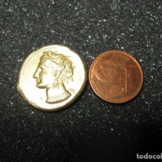 Monedas Grecia Antigua: CARTHAGE AV STATER. CIRCA 350-320 A.C. CABEZA DE TANIT A LA IZQUIERDA, CON CORONA DE GRANO, PENDIENT. Lote 244806790