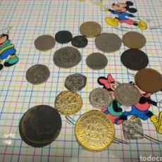 Monedas Grecia Antigua: LOTE MONEDAS. Lote 245359885