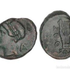 Monedas Grecia Antigua: MONEDAS GRIEGAS, AE 16, 280-260 A.C., THOURIOI. LUCANIA.. Lote 245394585