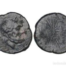 Monedas Grecia Antigua: MONEDAS GRIEGAS, AS, 192-89 A.C., BRUTTIUM. VIBO VALENTIA (HIPPONION). Lote 245394605