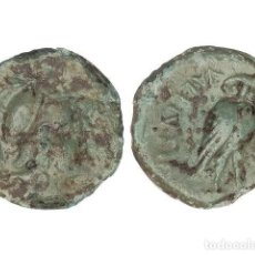 Monedas Grecia Antigua: MONEDAS GRIEGAS, TRIENS, 193-150 A.C., BRUTTIUM. VIBO VALENTIA (HIPPONION). Lote 245394620
