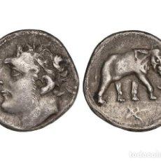 Monedas Grecia Antigua: MONEDAS GRIEGAS, SHEKEL, SIGLO II A.C, CARTAGO. ZEUGITANIA. Lote 245394640