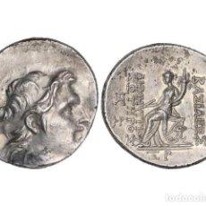 Monedas Grecia Antigua: MONEDAS GRIEGAS, TETRADRACMA, 162-150 A.C., REINO SELÉUCIDA. Lote 245394650