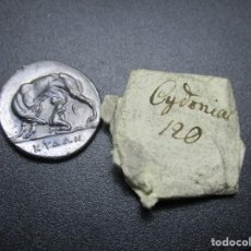 Monedas Grecia Antigua: TETRADRACMA DE CYDONIA ORIGINAL DE BECKER (1803). Lote 251951340