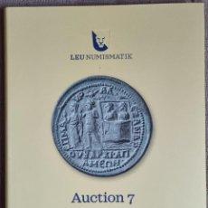 Monedas Grecia Antigua: CATALOGO SUBASTA MONEDA GRIEGA Y GRECO/ROMANA - LEU NUMISMATIK - ESPECTACULAR. Lote 252746670