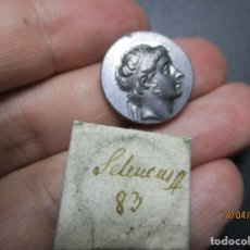 Monedas Grecia Antigua: STATERA SELUCIDA ACUNACIONES DE BECKER (1803). Lote 254466975