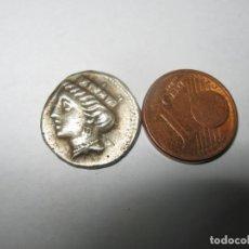 Monedas Grecia Antigua: AMISOS, PONTOS, SIGLO IV A.C. CRISTUS, 18 MM, 3,20 G. PLATA. Lote 255332465