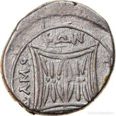 Monedas Grecia Antigua: MONEDA, ILLYRIA, APOLLONIA, DRACHM, 250-200 BC, APOLLONIA, MBC, PLATA, BMC:14. Lote 262764560