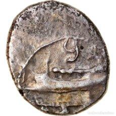 Monedas Grecia Antigua: MONEDA, PHOENICIA, SIDON, BAALSHALLIM II, 1/16 SHEKEL, 401-366 BC, MBC, PLATA. Lote 262770655