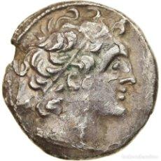Monedas Grecia Antigua: [#876138] MONEDA, PTOLEMAIC KINGDOM, CLEOPATRA III & PTOLEMY IX, TETRADRACHM, 116-107 BC. Lote 269173238