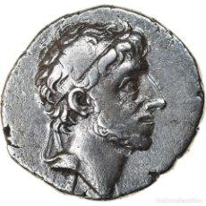 Monedas Grecia Antigua: [#891686] MONEDA, CAPPADOCIA, ARIARATHES X, DRACHM, 37-36 BC, MBC, PLATA. Lote 269177833