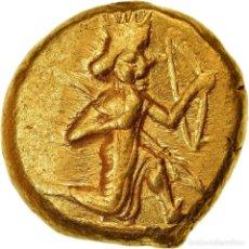 Monedas Grecia Antigua: [#890620] MONEDA, PERSIA, ACHAEMENID EMPIRE, DARIC, 485-420 BC, SARDES, EBC, ORO. Lote 269204378