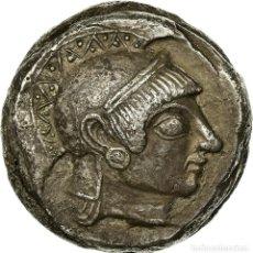 Monedas Grecia Antigua: [#513276] MONEDA, ATTICA, ATHENS, TETRADRACHM, 500/490-485/0 BC, MBC+, PLATA, HGC:4-1590. Lote 269358778