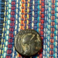 Monedas Grecia Antigua: 71- BRONCE DE LYSIMACHOS REY DE TRACIA (305-281 A.C.) DIÁMETRO: 12 MM.. Lote 277608458