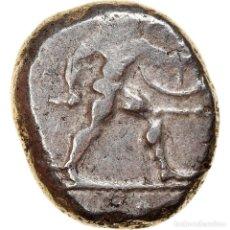 Monedas Grecia Antigua: [#908457] MONEDA, PAMPHYLIA, ASPENDOS, STATER, 465-430 BC, BC+, PLATA, SNG-FRANCE:13VAR. Lote 277859908